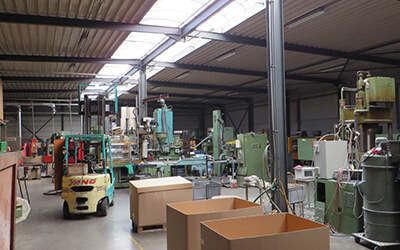 Machinepark van B&P Products